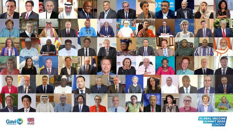 ممثلو لقاح جافي من 52 دولة