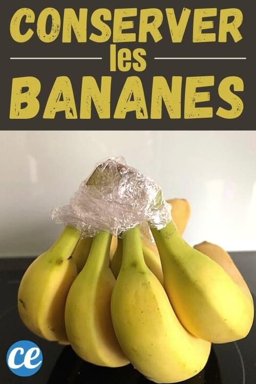 حفنة من الموز الأخضر