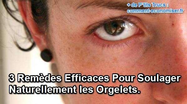 العلاجات الطبيعية لعلاج دمل العين