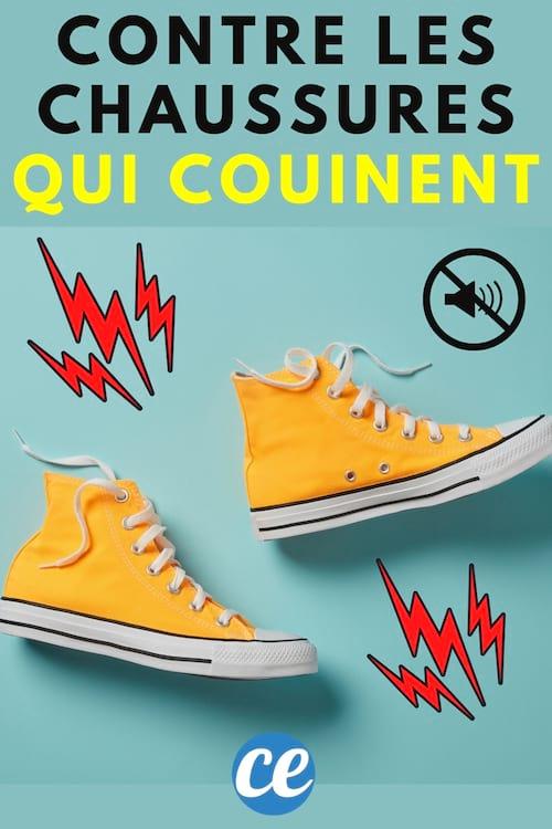 6 نصائح للحصول على حذائك لوقف الصرير على الفور.