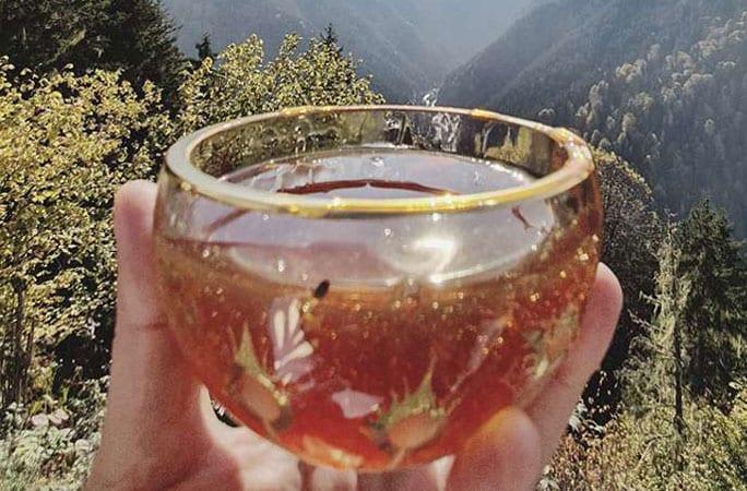 تم تأكيد عسل الكهوف التركي على أنه أغلى عسل في العالم