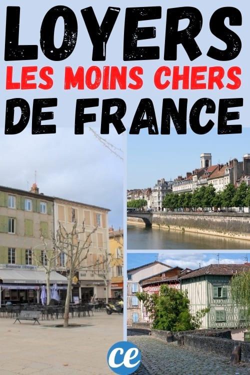 10 مدن في فرنسا حيث الإيجار رخيص