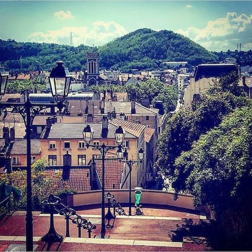 مدينة سانت إتيان ، المدينة ذات الإيجار الأرخص