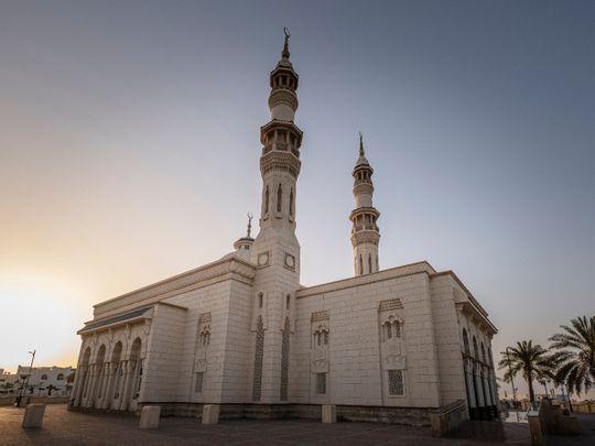 210407 قواعد المسجد