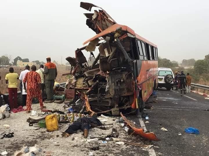 ساحل العاج / حادث خطير بين فيركي وأوانغولو ، تم تسجيل عدة وفيات