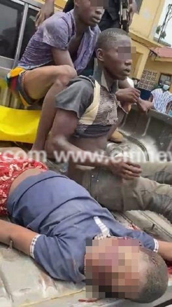 قتل صبي من غانا على يد مراهقين من أجل طقوس مالية