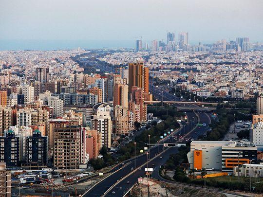 الأسهم الكويت أفق المدينة