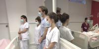 يتم تنظيم مستشفى لإنشاء أسرة إنعاش