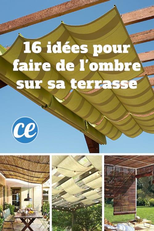 16 فكرة غير مكلفة وفعالة لتظليل الشرفة