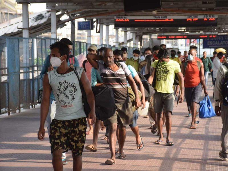 العمال المهاجرين بيهار