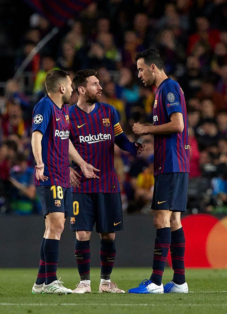 كلاسيكو: بالنسبة لإنييستا ، ها هو الثلاثي الذي سيصنع الفارق ضد ريال مدريد بالفيديو