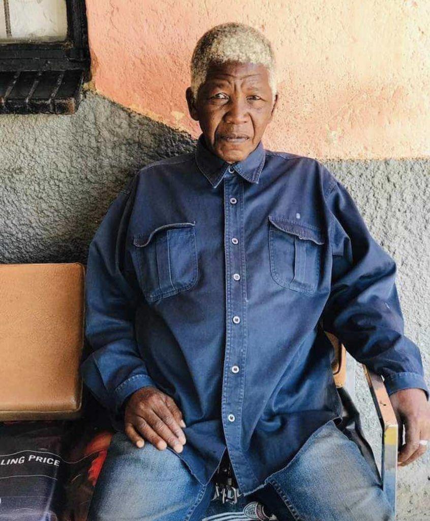 اكتشف شبيه نيلسون مانديلا الجديد بحثًا عن أصوله