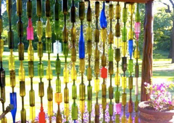 مدخل ستارة زجاجات