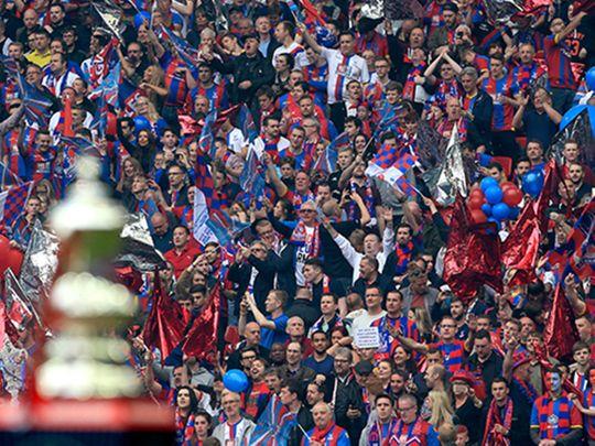 رحلة الجماهير إلى ويمبلي للمشاركة في نهائي كأس الاتحاد الإنجليزي هي لحظة حقيقية