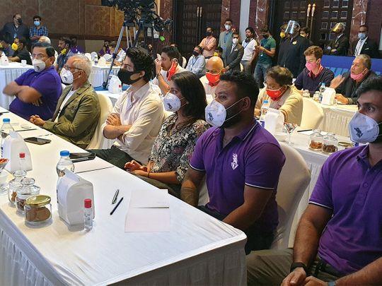 صورة الملف: مزاد IPL في تشيناي