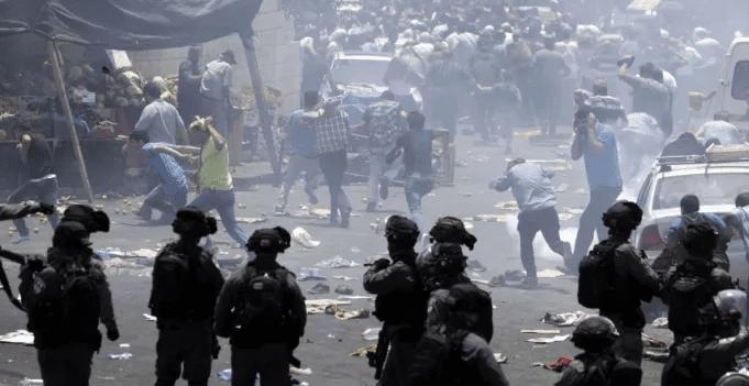 صورة إسرائيل المواجهة
