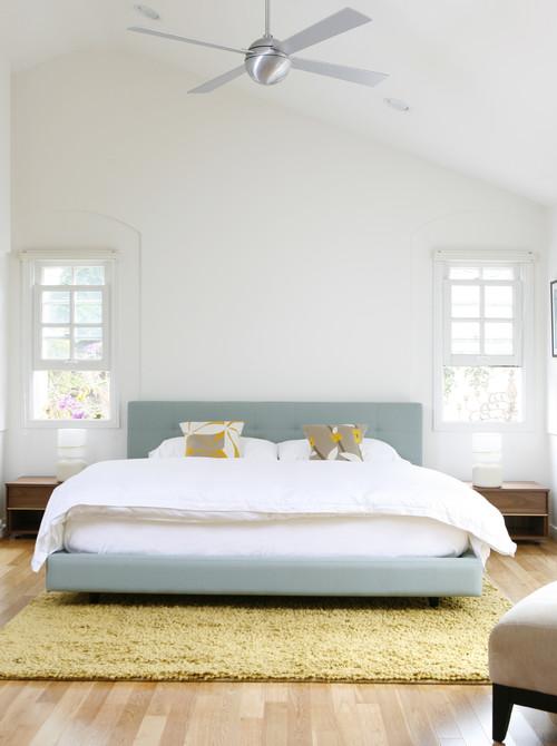 غرفة النوم الرئيسية
