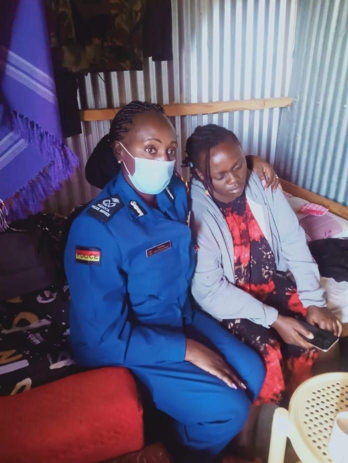 كينيا: أم تفقد أطفالها الثلاثة ومربيتها في حريق منزل