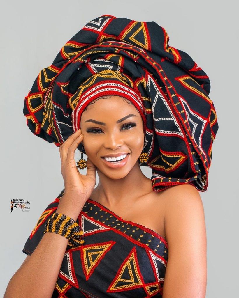 ملكات الجمال الأربع اللاتي يمثلن إفريقيا في مسابقة ملكة جمال الكون لهذا العام (صور)