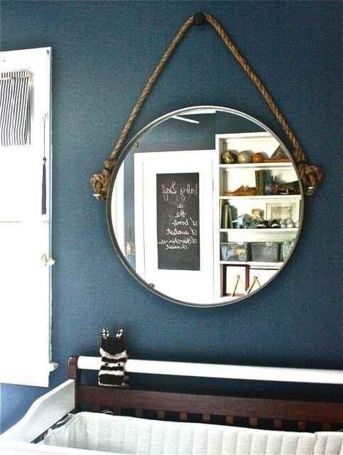 حوّل مرآة ايكيا إلى مرآة عتيقة