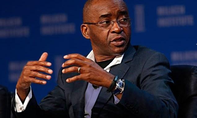 اكتشف المليارديرات السود في العالم في عام 2021 وثرواتهم - فوربس