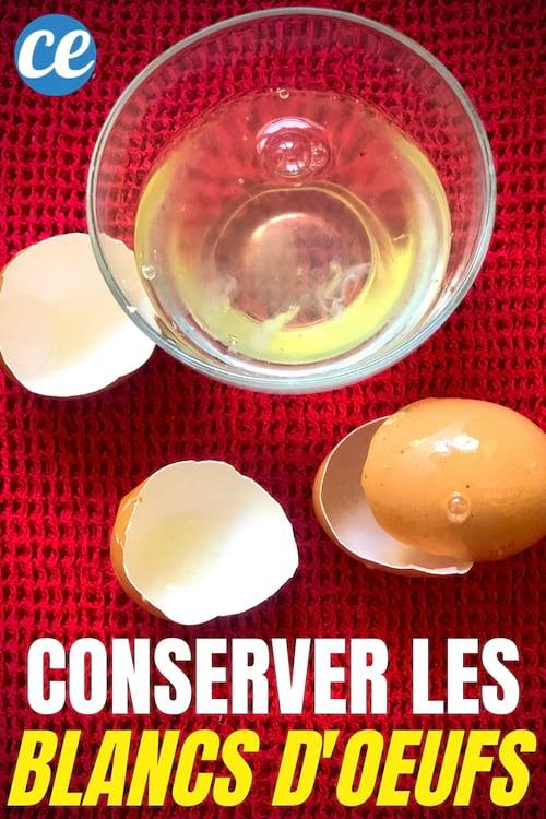 نصائح للحفاظ على بياض البيض لأطول فترة ممكنة