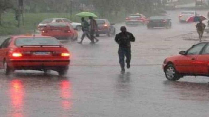 موسم الأمطار