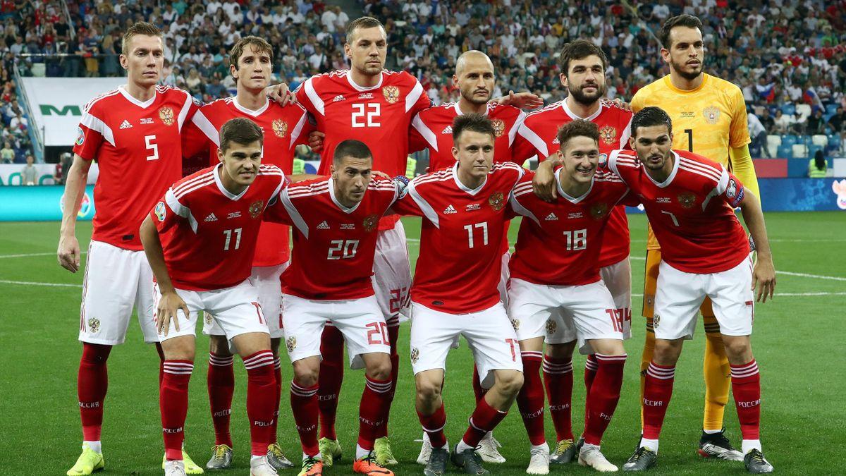 يورو 2020 - روسيا - الدنمارك / أوكرانيا - النمسا / 2 مباريات نارية في المجموعة الثانية والمجموعة الثالثة