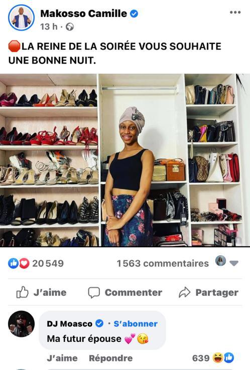 ساحل العاج / فنان من كوت ديفوار يريد الزواج من ابنة ماكوسو الكبرى: الجنرال يستجيب له!