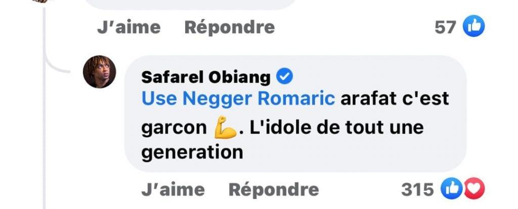 """ساحل العاج / سفاريل أوبيانغ: """"عرفات هو معبود جيل كامل"""""""