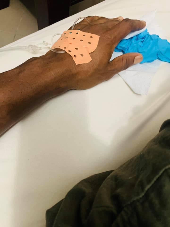 ساحل العاج / الجنرال ماكوسو مريض ودخل المستشفى: ما الذي يعاني منه رجل الله