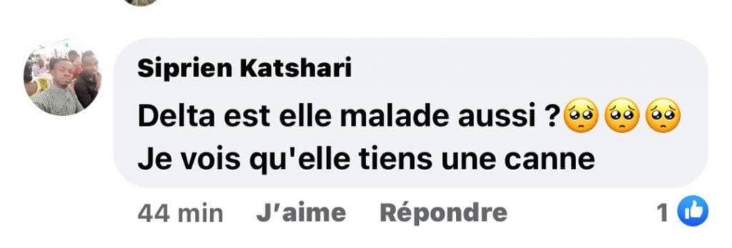 ساحل العاج / دلتا أكيسي يُشاهد بعصا: تفاعل مستخدمو الإنترنت القلقون