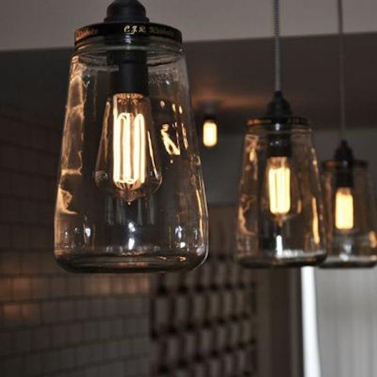 إضاءة منخفضة الاستهلاك لتجنب الحرارة في الغرفة